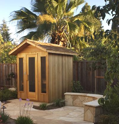 Finlandia Outdoor Sauna Prefab Sauna - Diamond Sauna & Steam