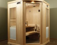 Finnleo Passport PS55C Traditional Sauna