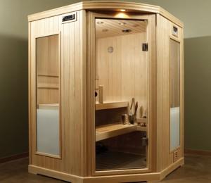 Finnleo Passport PS55C Traditional Sauna