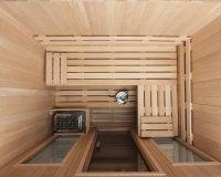Finnleo Sisu Prefab - Install your own sauna
