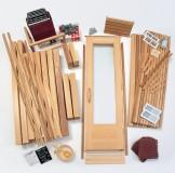Custom Precut Sauna Kits