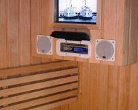 Helo Sauna Entertainment System