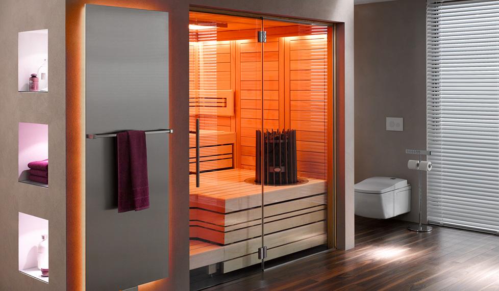 Shop Luxury Saunas