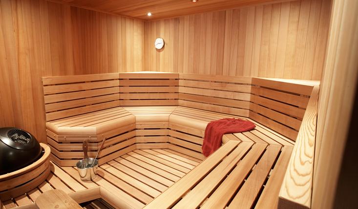 Prefabricated Saunas