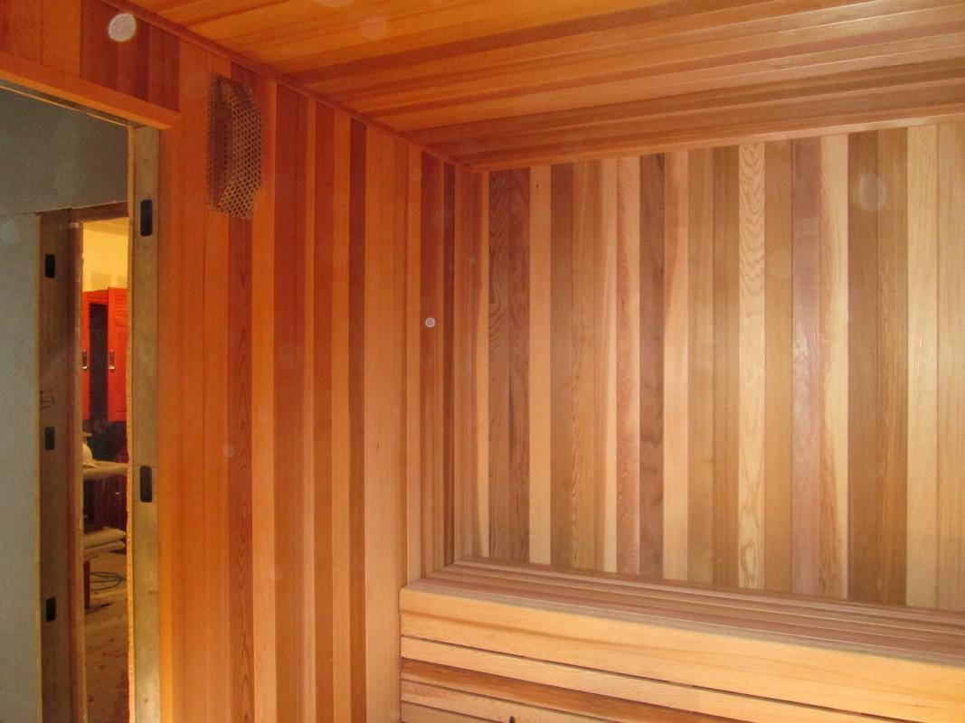 sauna installations archives diamond sauna steam. Black Bedroom Furniture Sets. Home Design Ideas