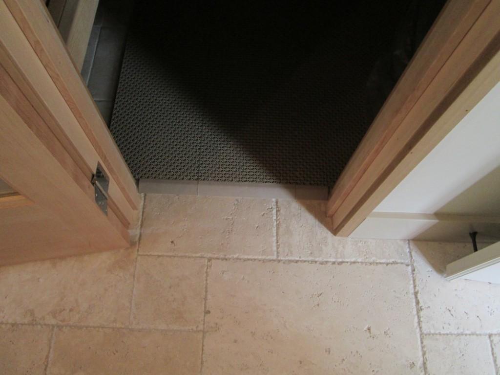 vossman installation diamond sauna steam. Black Bedroom Furniture Sets. Home Design Ideas