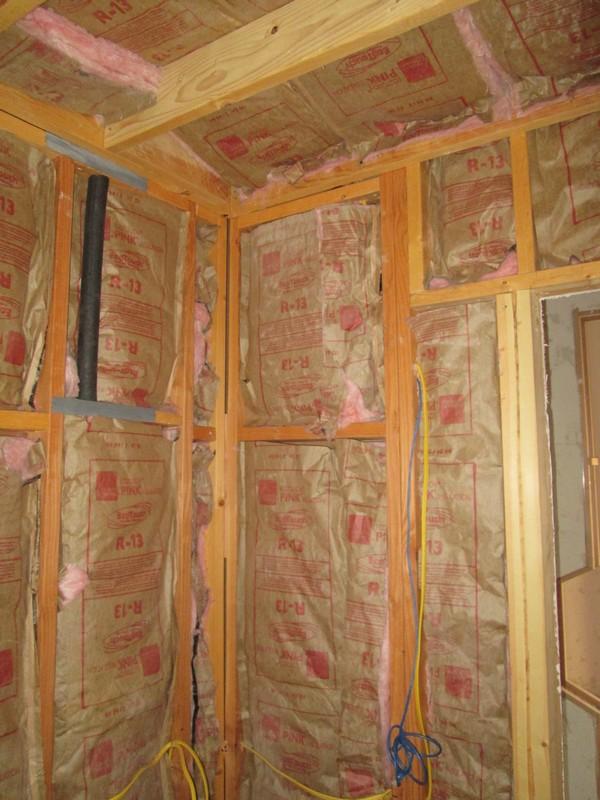 Rasnick Home - Before Sauna Installation