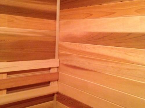 Residence - Sauna Installation
